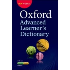 OXFORD ADVANCED LEARNER'S DICTIONARY, NEW 9TH ЕDITION