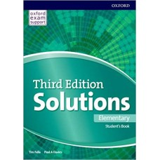 Solutions third edition Elementary
