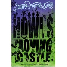 Howl's Moving Castle Paperback(New edition)