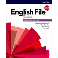 English File Elementary fourth edition  Student's Book with Online Practice