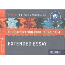 Oxford IB diploma programme EXTENDED ESSAY