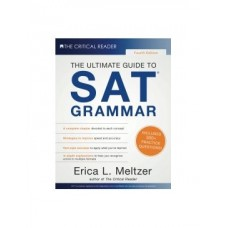 The ultimate guide to SAT GRAMMAR Erica L. Meltzer