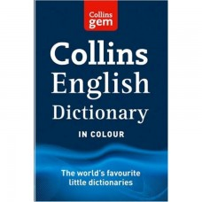 Collins English Dictionary in colour