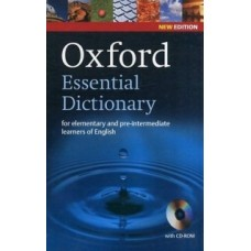 OXFORD ESSENTIAL DICTIONARY NEW EDITION