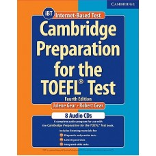 Cambridge Preparation for the TOEFL® Test Fourth Edition