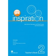 NEW Inspiration level 2 Teacher's Book