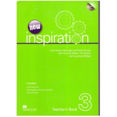 NEW Inspiration level 3 Teacher's Book