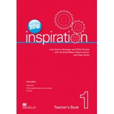NEW Inspiration Teacher's book level 1