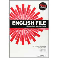 English File third edition Elementary Teacher's Book