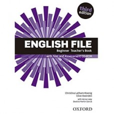 English File third edition Beginner Teacher's Book