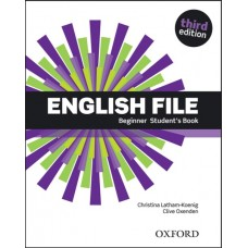English File third edition Beginner