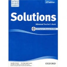 Solutions second edition Advanced Teacher's Book