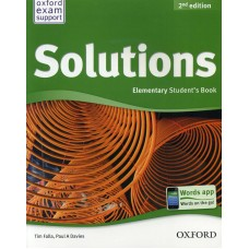 Solutions second edition Elementary set