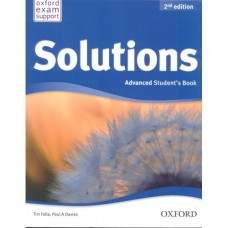 Solutions second edition Advanced set